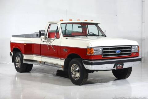 1990 Ford F-350 for sale at Motorcar Classics in Farmingdale NY