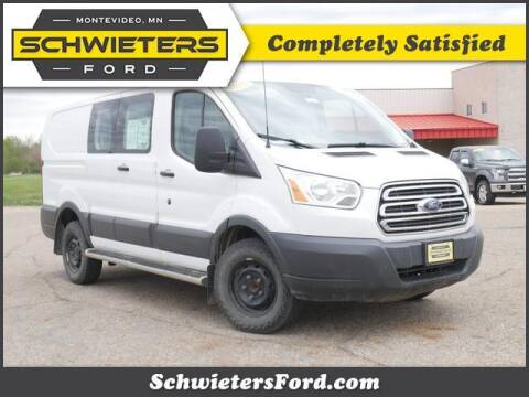 2015 Ford Transit Cargo for sale at Schwieters Ford of Montevideo in Montevideo MN
