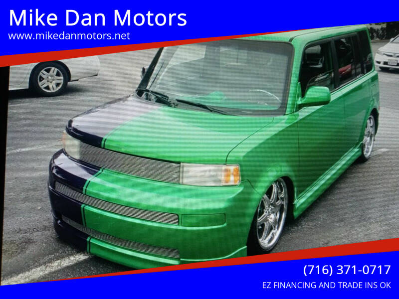 2006 Scion xB for sale at Mike Dan Motors in Niagara Falls NY