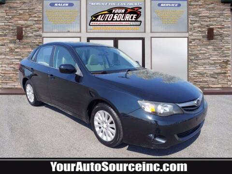 2010 Subaru Impreza for sale at Your Auto Source in York PA