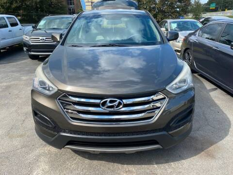 2014 Hyundai Santa Fe Sport for sale at J Franklin Auto Sales in Macon GA