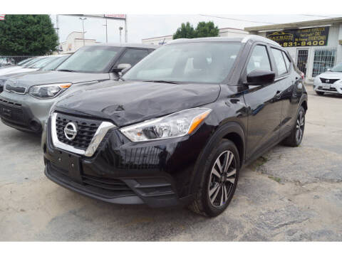 2020 Nissan Kicks for sale at Watson Auto Group in Fort Worth TX
