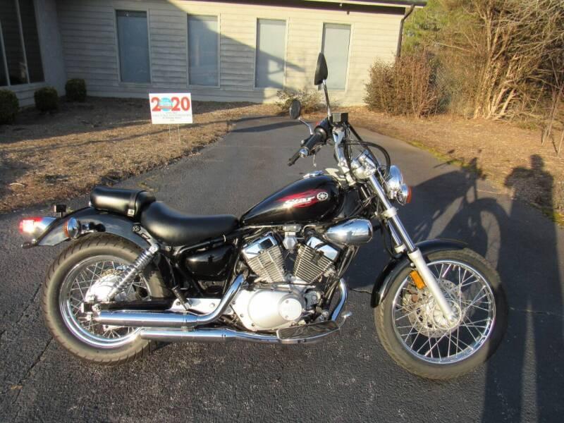 2011 Yamaha VStar 250 for sale at Blue Ridge Riders in Granite Falls NC