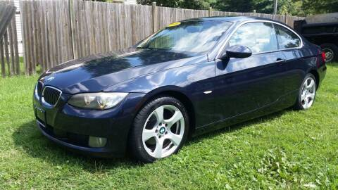 2009 BMW 3 Series for sale at ALL Motor Cars LTD in Tillson NY