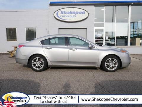 2010 Acura TL for sale at SHAKOPEE CHEVROLET in Shakopee MN