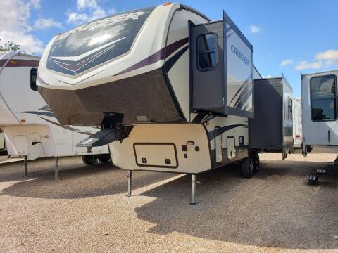 2017 Crossroads Cruiser Aire 25RL for sale at Ultimate RV in White Settlement TX