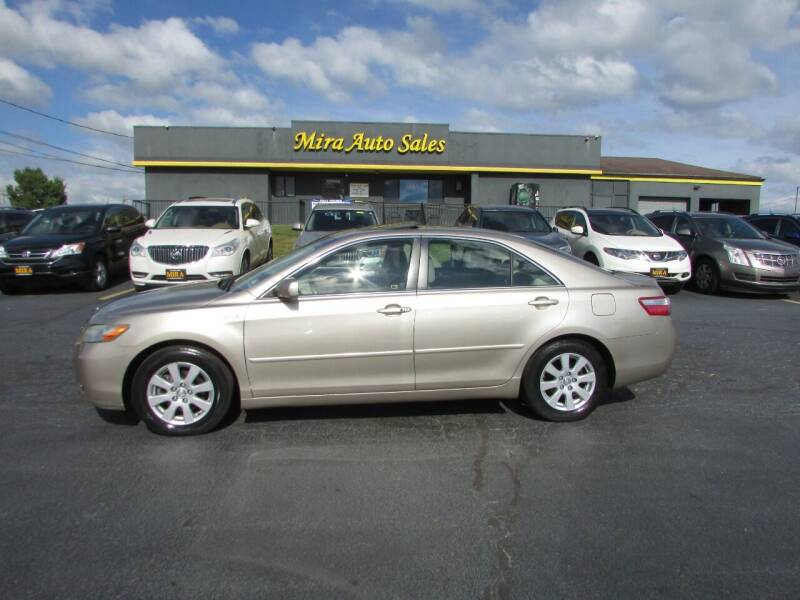2007 Toyota Camry Hybrid for sale at MIRA AUTO SALES in Cincinnati OH