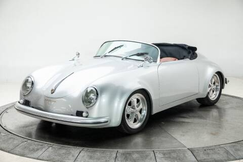 1957 Porsche 356 Speedster for sale at Duffy's Classic Cars in Cedar Rapids IA