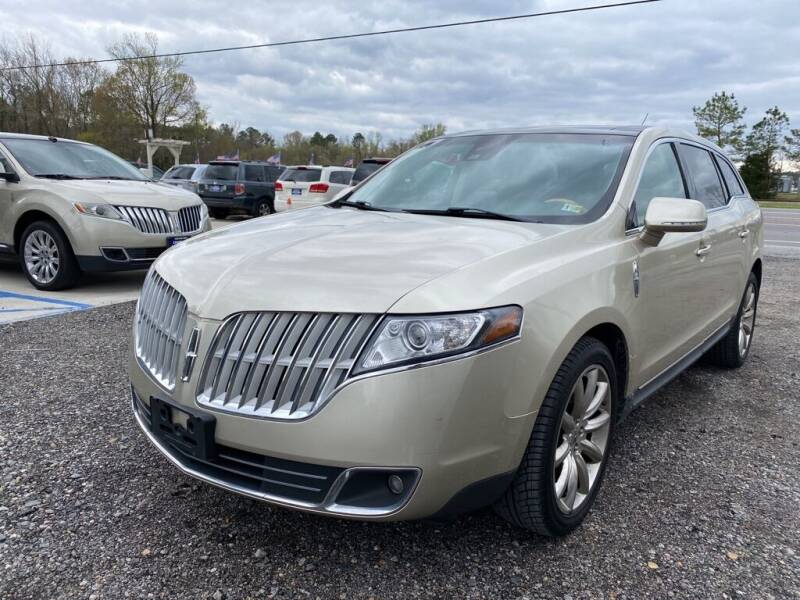 2011 Lincoln MKT for sale at Complete Auto Credit in Moyock NC