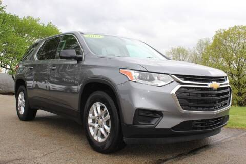 2019 Chevrolet Traverse for sale at Harrison Auto Sales in Irwin PA