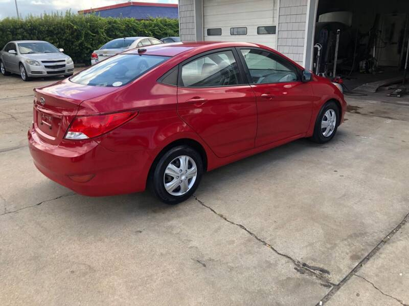 2015 Hyundai Accent for sale at Whites Auto Sales in Portsmouth VA
