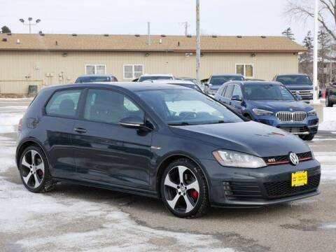 2015 Volkswagen Golf GTI for sale at Park Place Motor Cars in Rochester MN