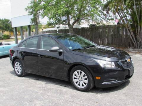 2011 Chevrolet Cruze for sale at Auto Quest USA INC in Fort Myers Beach FL
