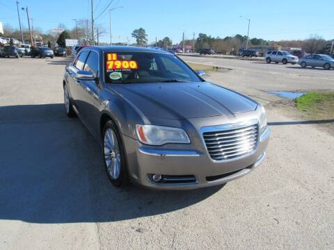 2011 Chrysler 300 for sale at Auto Bella Inc. in Clayton NC