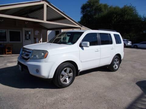 2010 Honda Pilot for sale at DISCOUNT AUTOS in Cibolo TX