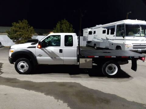 2012 Ford F-450 Super Duty for sale at Freds Auto Sales LLC in Carson City NV