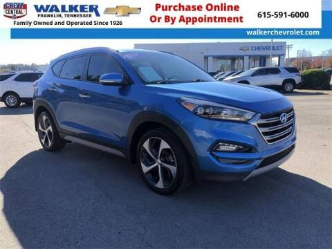 2018 Hyundai Tucson for sale at WALKER CHEVROLET in Franklin TN