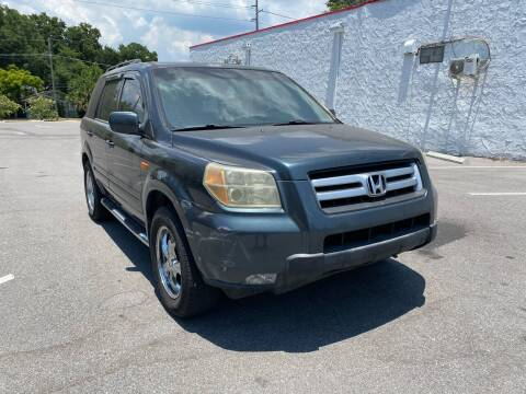 2006 Honda Pilot for sale at LUXURY AUTO MALL in Tampa FL