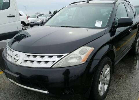 2007 Nissan Murano for sale at WEST END AUTO INC in Chicago IL