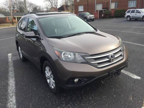 2014 Honda CR-V for sale at DEALS ON WHEELS in Moulton AL