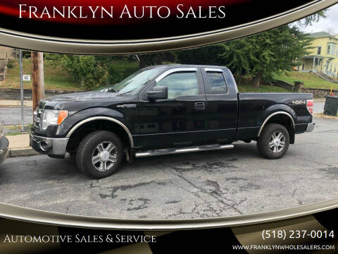 2014 Ford F-150 for sale at Franklyn Auto Sales in Cohoes NY