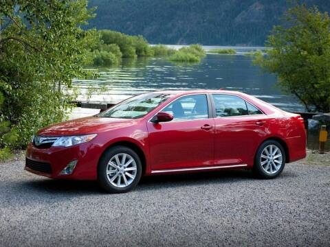 2012 Toyota Camry for sale at Bill Gatton Used Cars in Johnson City TN