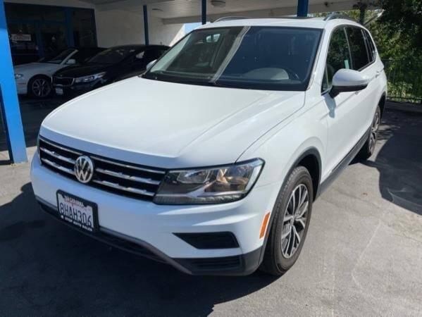 2018 Volkswagen Tiguan for sale at CAR CITY SALES in La Crescenta CA