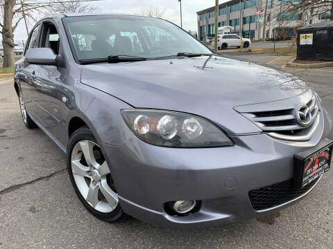 2005 Mazda MAZDA3 for sale at JerseyMotorsInc.com in Teterboro NJ