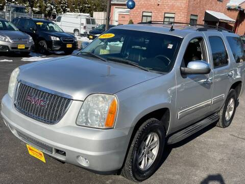 2010 GMC Yukon for sale at KINGSTON AUTO SALES in Wakefield RI