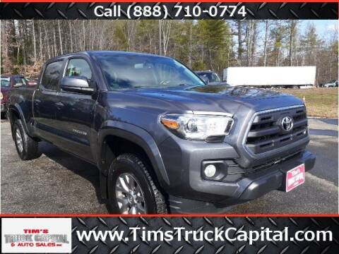 2017 Toyota Tacoma for sale at TTC AUTO OUTLET/TIM'S TRUCK CAPITAL & AUTO SALES INC ANNEX in Epsom NH