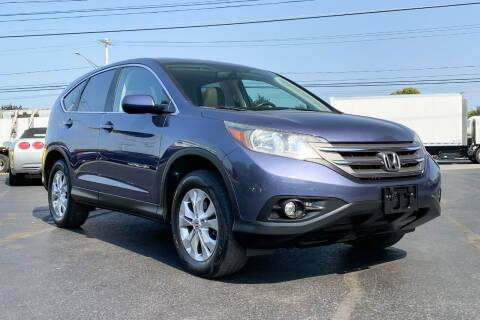 2012 Honda CR-V for sale at Knighton's Auto Services INC in Albany NY