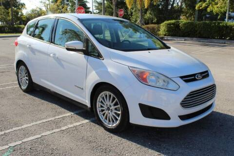 2014 Ford C-MAX Hybrid for sale at Truck and Van Outlet in Miami FL