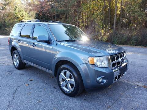 2010 Ford Escape for sale at GA Auto IMPORTS  LLC in Buford GA