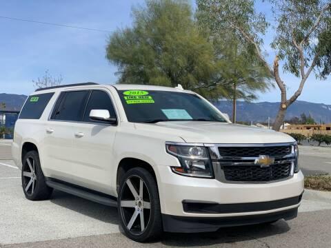 2015 Chevrolet Suburban for sale at Esquivel Auto Depot in Rialto CA
