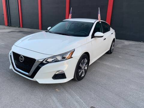 2019 Nissan Altima for sale at Ven-Usa Autosales Inc in Miami FL
