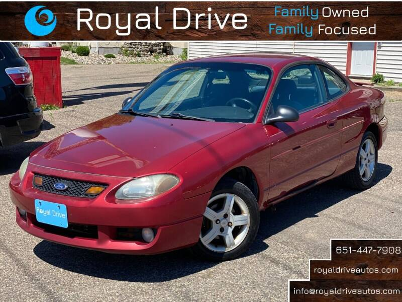 2003 Ford Escort for sale at Royal Drive in Newport MN