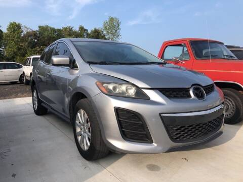 2011 Mazda CX-7 for sale at Wolff Auto Sales in Clarksville TN