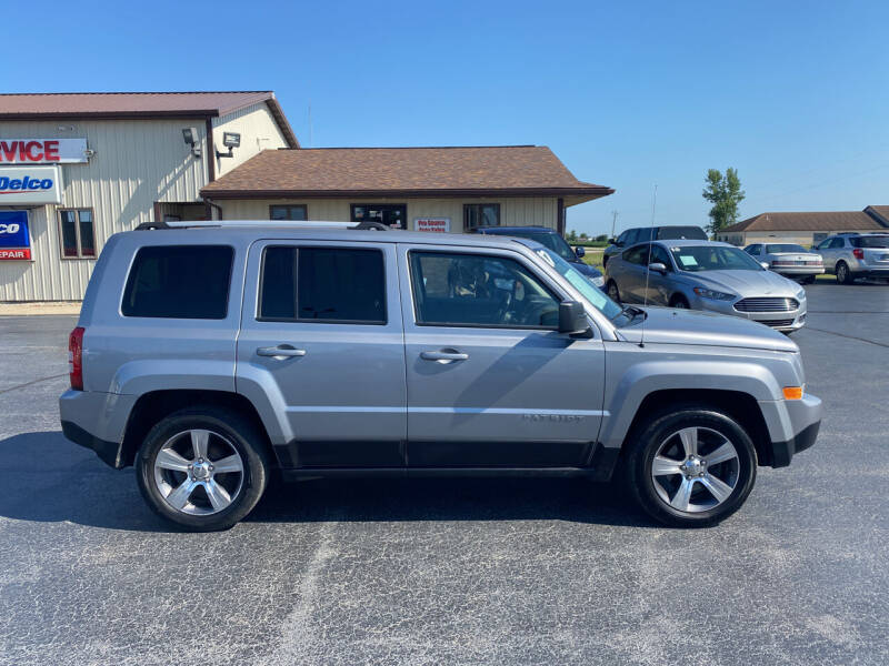 2017 Jeep Patriot for sale at Pro Source Auto Sales in Otterbein IN