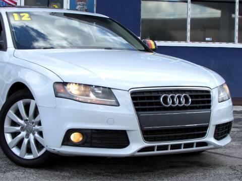 2012 Audi A4 for sale at Orlando Auto Connect in Orlando FL