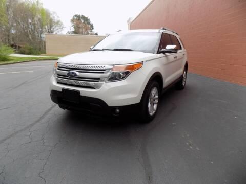 2012 Ford Explorer for sale at S.S. Motors LLC in Dallas GA