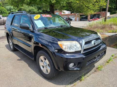 2007 Toyota 4Runner for sale at New Jersey Automobiles and Trucks in Lake Hopatcong NJ