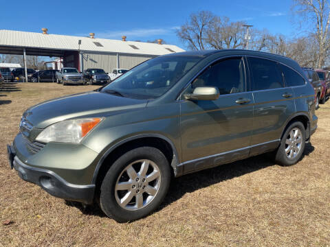 2007 Honda CR-V for sale at M & M Motors in Angleton TX