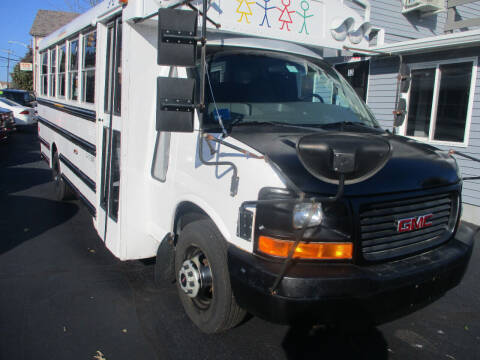 2009 GMC Savana Cutaway for sale at Gold Star Auto Sales in Johnston RI