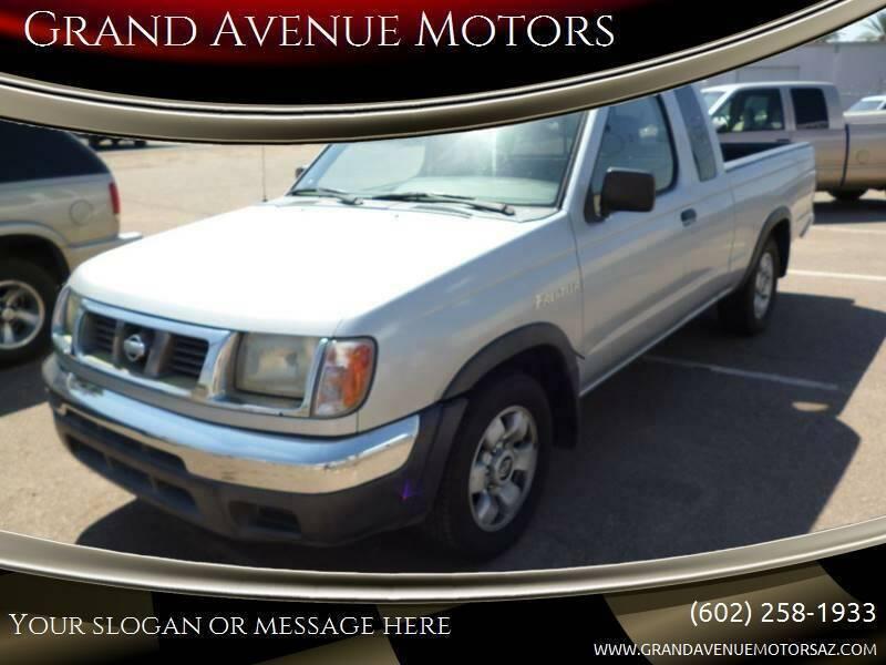 2000 Nissan Frontier for sale at Grand Avenue Motors in Phoenix AZ