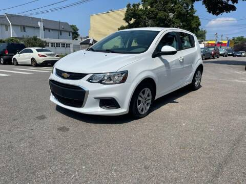 2017 Chevrolet Sonic for sale at Kapos Auto, Inc. in Ridgewood NY