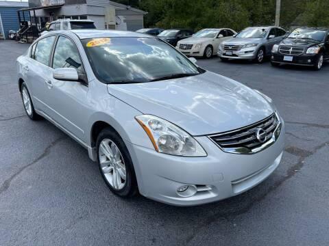 2012 Nissan Altima for sale at LexTown Motors in Lexington KY