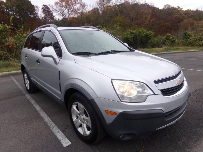 2013 Chevrolet Captiva Sport for sale at J & D Auto Sales in Dalton GA