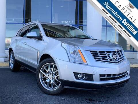 2014 Cadillac SRX for sale at Capital Cadillac of Atlanta in Smyrna GA