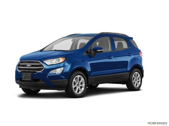 2020 Ford EcoSport for sale at Shults Hyundai in Lakewood NY