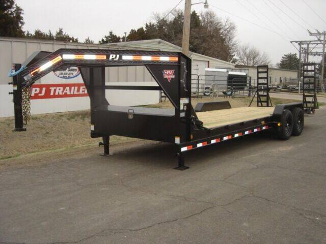 2021 24 FT PJ GN CC for sale at Midwest Trailer Sales & Service in Agra KS